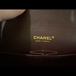 CHANEL Bags - 2017 CHANEL lambskin with gold hardware